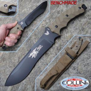 "Benchmade - Marc Lee ""Glory"" Knife - 150BKSN coltello"