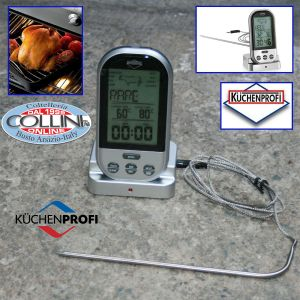 Kuchenprofi, Digital probe thermometer with timer