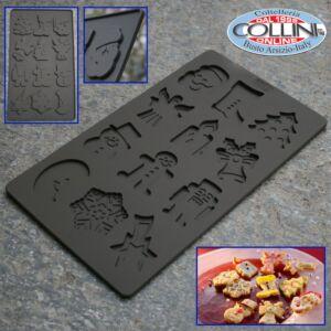 Lurch - Stampo per biscotti in silicone - inverno