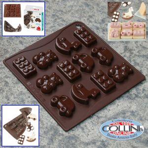 Pavoni - Toys Choco-Ice silicone mold