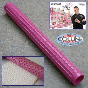 Silikomart -  Decorative Rolling Pin - Mattoni