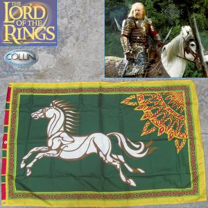 Flags - Lord of The Rings - Bandiera di Rohan Verde