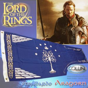 Flags - Lord of The Rings - Stendardo di Aragorn - Lotr4