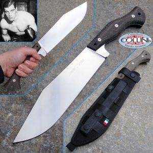 Viper - Carnera - Stone Washed Canvas Micarta - VT4006SWBW machete