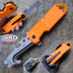 Fox - FKMD - E.R.T. Rescue Knife Orange - FX-211 - Coltello