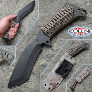 Medford Knife and Tools - TS-2 Tactical Service Sniper Field Craft Blade - coltello