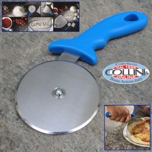 Made in Italy - Pizza cutter, stainless steel re-sharpable blade ø 100 mm