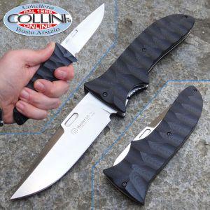 Maserin - GTO Black G10 by Atti - 384/G10N - coltello