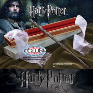 Harry Potter - Sirius Black Magic Wand with Ollivander's Box - NN7081
