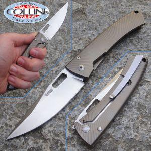 Lion Steel - TiSpine Matte Bronze - TS-1BM - knife