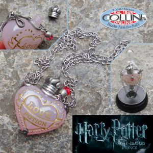 Harry Potter - Love Potion Hermione Granger - necklace with display - NN7599