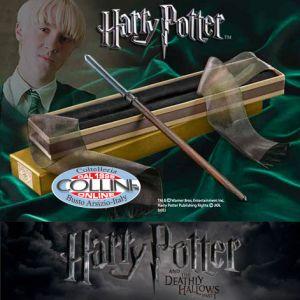 Harry Potter - Draco Malfoy Magic Wand with Olivander Box - NN7256