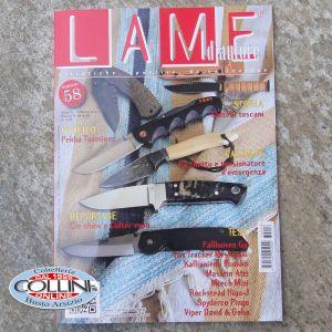 Lame d'autore - Numero 58 - Febbraio - Anno 2013 - rivista