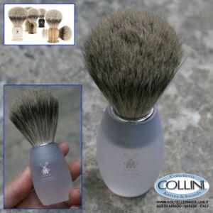 Muhle - Pennello da barba in pelo di tasso - 281A820 - Resina - Medio