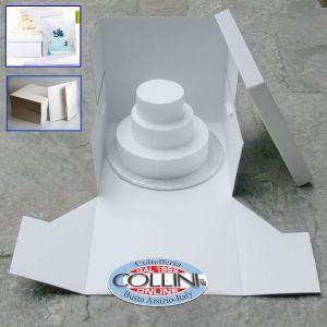 Decora - rigid box cakes leads to cubic planes