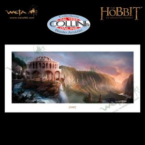 Weta Worshop - Dawn at the White Council of Rivendell - The Hobbit