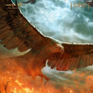 Weta Worshop - The Rescue Of The Eagles - The Hobbit