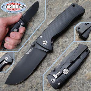 Lion Steel - SR-2A BS - Ergal Black - knife