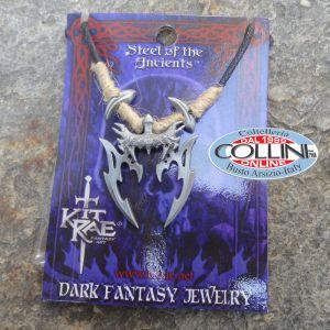 United - Kit Rae - Valdris fantasy Necklace - Dark Fantasy Jewelry