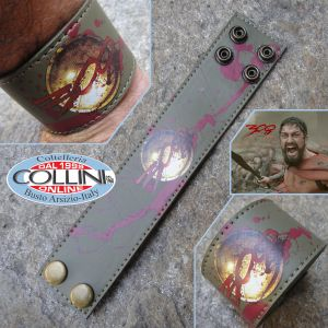 Neca - Bracelet official from the movie 300 - produced by stretch film