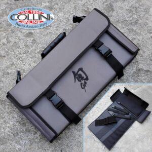 Kai Japan - Shun borsa professionale porta coltelli DM-0780 - 17 posti