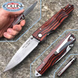 Mcusta - Gentleman Folder Damascus Japan - MC-0078D - knife