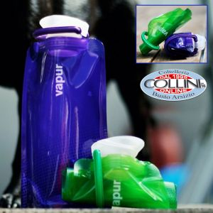 Vapur - Bottle Anti - Bottle - Shades 0.5 Litres - Assorted Colors