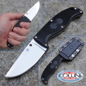 Spyderco - Enuff Clip Point knife - FB31CPBK - coltello