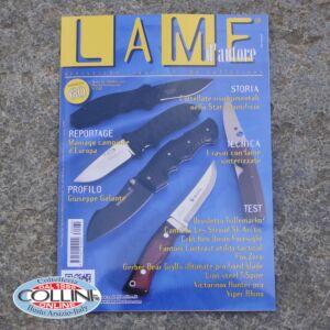 Lame d'autore - Numero 60 - Ottobre - Anno 2013 - rivista