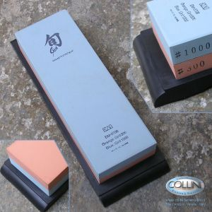 Kai - Sharpening stone DM-0708 - 1000/300 grit - knives accessories