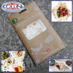 Zassenhause - Nuts - Beeswax Honeycomb - 3 pieces