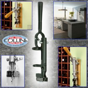 Boj - Professional Wall-mounted Corkscrew BOJ (Black)