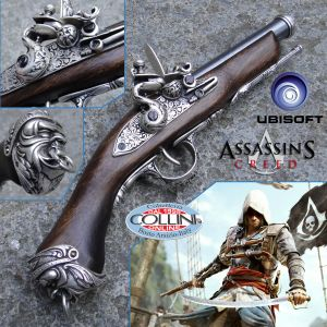 Assassin's Creed - Pistola a Canna Liscia di Edward Kenway - Ubisoft
