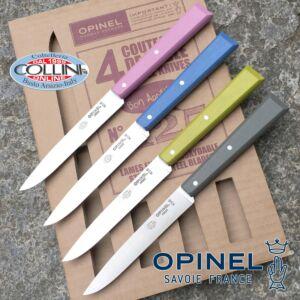Opinel - N° 125 Esprit Campagne - 4 pcs Steak Knives