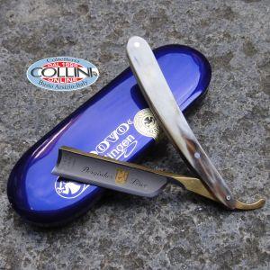 Dovo - Razor Inox 5/8 - Bergisher Lowe - Matte Horn - 3-580