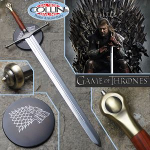 Valyrian Steel - Ice - Sword of Eddard Stark - A Game of Thrones - Game of Throne - sword fantasy