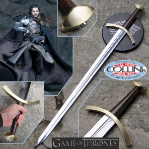 Valyrian Steel - Robb Stark's Sword - A Game of Thrones - Game of Thrones - sword fantasy