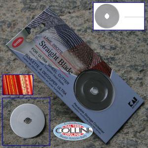 Kai - Disco ricambio taglio liscio per rotella - 5045 BL - tessuto