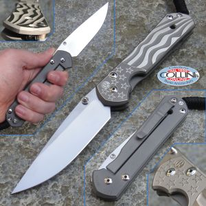 Chris Reeve - Glorious Computer Graphic - Large Sebenza 21 - knife