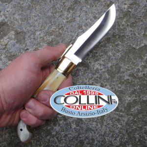 Conaz Consigli Scarperia - Zuava with fixed blade in ox horn - 24 cm - 50079 - knife