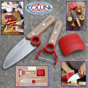 Opinel - Le Petit Chef - Complete Set