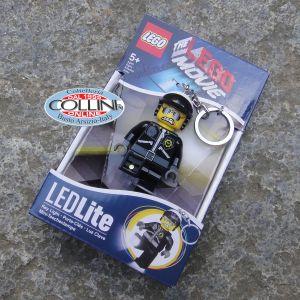 LEGO Movie - Keychain LED Bad Cop - Flashlight