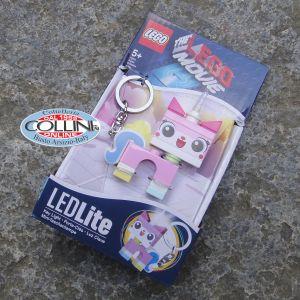 LEGO Movie - Keychain LED Unikitty - Flashlight