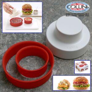Lékué - Press burgers silicon