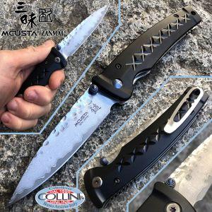 Mcusta - Tsuchi Black - MC-161D - knife