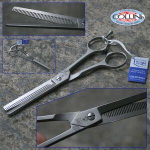 """Dovo - Sfoltitrice per capelli professionale - 46 Denti - Serie 50 6,5"""" - Art 50 46656"""