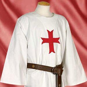 Museum Replicas Windlass -  100868 Tunic Templar - Medieval clothing