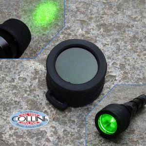 Nitecore - NFG40 - Filtro Verde da 40mm per MH25S e TM9K - Accessori Torce Led