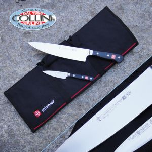 Wusthof Germany - Classic Series - set chef's knife + paring knife + bag 12 places