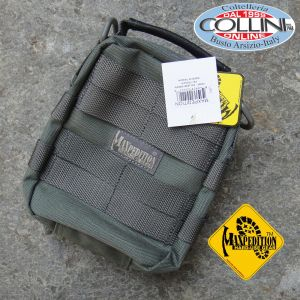 Maxpedition - FR-1 Combat Medical Pouch Foliage Green 0226F